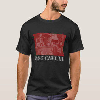 T - Shirt des LETZTEN ANRUFS