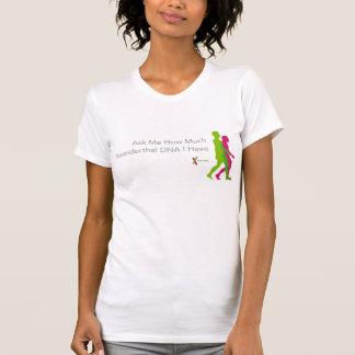 T - Shirt des Neanderthal 23andMe