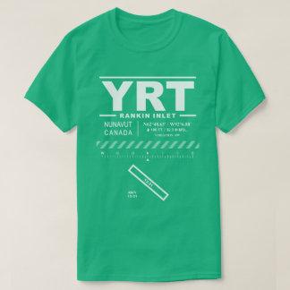 T - Shirt des Rankin Einlass-Flughafen-YRT