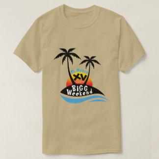 T - Shirt des Wintergersten-Wochenenden-XV