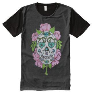T-Shirt des Zuckerschädel-einer