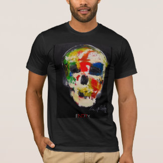 T - Shirt Dia De Los Muertos ENTITY durch Lia