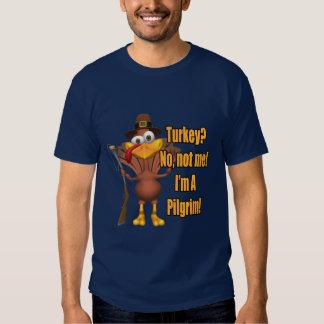 T - Shirt - die Erntedank-Türkei-Pilger