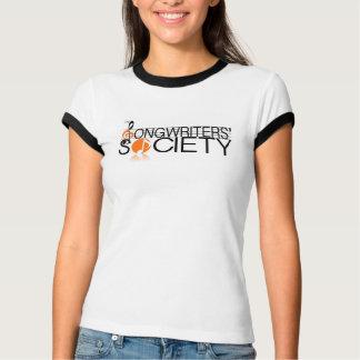 T - Shirt die Gesellschaft der Songwriters