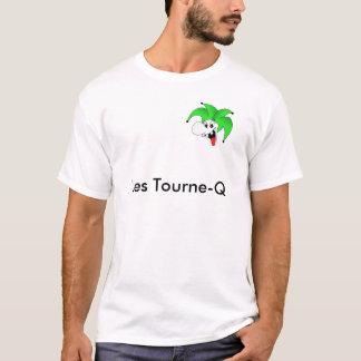 T-shirt drehen-q