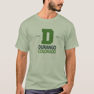 T - Shirt Durangos Colorado