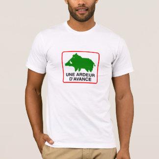 T-Shirt erwachsenes - eine GLUT IM VORAUS