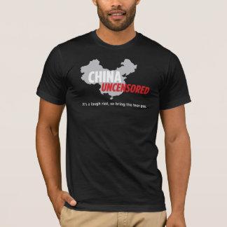 T - Shirt - es ist ein Lachen-Aufstand