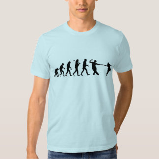 T - Shirt, Evolution, Tanz Tshirts