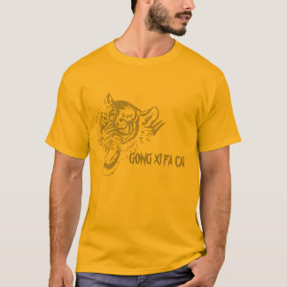 T - Shirt Fas Cai der Klingel-XI