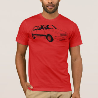 T - Shirt Fiats-UNO Turbo D.H.