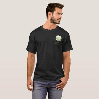 T-Shirt - Fluss-Felsen-Tier-Rehabilitation