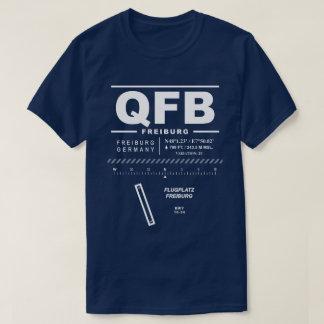 T - Shirt Freiburg- im Breisgauflughafen-QFB