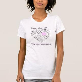 T-Shirt für den Huhnliebhaber in Ihrem Leben!