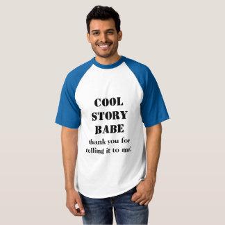T - Shirt für, wenn Sie ein interessantes Baby