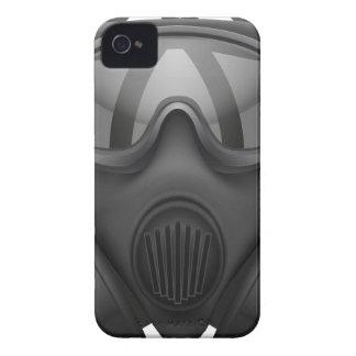 T Shirt-Gas-Maske iPhone 4 Cover