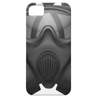 T Shirt-Gas-Maske iPhone 5 Hülle