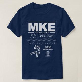T - Shirt General-Mitchell internationalen