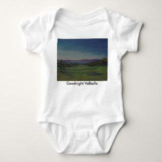 """T-Shirt """"gute Nacht Walhall """""""