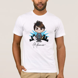 "T - Shirt ""Herr-Metropolitan"""
