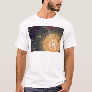 T - Shirt, hohe Grenzbesiedlung T-Shirt