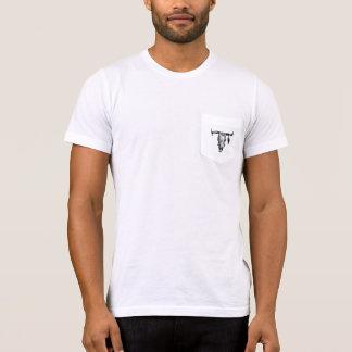 T-Shirt Homme Cow Skull