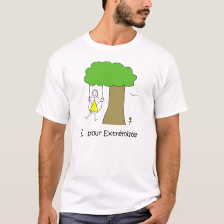 T - Shirt homme Extrémisme