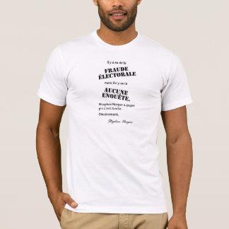 T - Shirt homme Fraude électorale