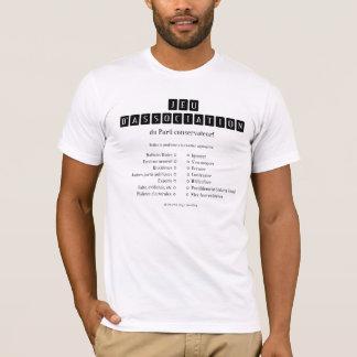 T - Shirt homme Jeu d'association