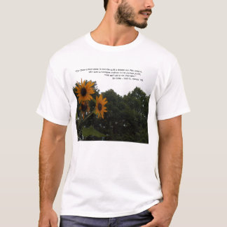 T-Shirt/Homme/la Bible T-Shirt