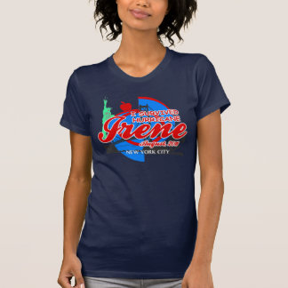 T - Shirt Hurrikan-Irenes New York City
