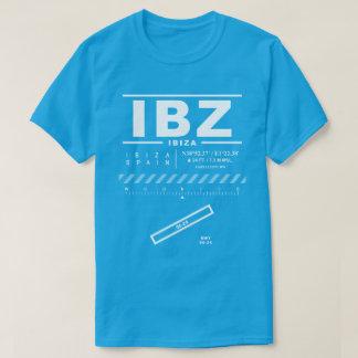 T - Shirt Ibiza Flughafen-IBZ