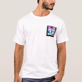 T-Shirt klassisches Blanc Homme