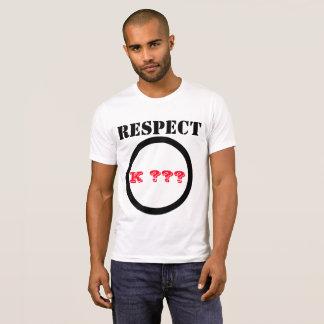 T - SHIRT, KLEIDERrespekt O.K.??? T-Shirt