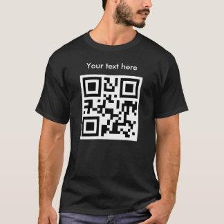 T - Shirt (kundenspezifischer Text)