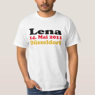 "T-Shirt ""Lena 14. Mai Düsseldorf"""