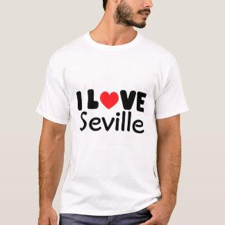 T - Shirt Liebe I Sevillas |
