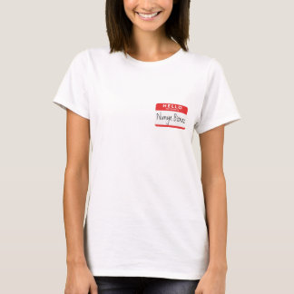 "T - Shirt Marcus Trix ""Nunya Biznaz"""
