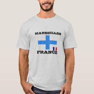 T - Shirt Marseilles, Frankreich
