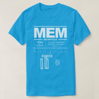 T - Shirt Memphis internationalen Flughafen-MEM