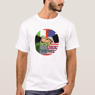 T - Shirt MEXIKOS USA