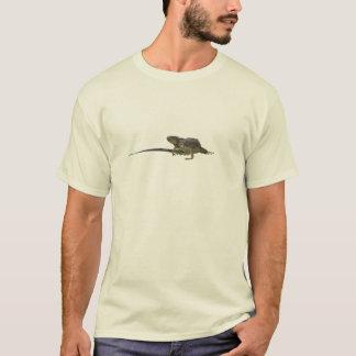 T - Shirt mit einem Leguan auf der Front