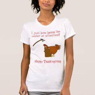 T - Shirt - Mitte der Aufmerksamkeit die Türkei