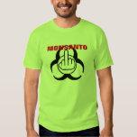 T - Shirt Monsanto Biogefahr drehen um