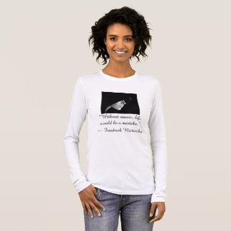 T-Shirt Motivationszitat