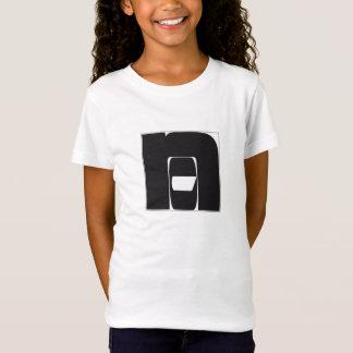 """T-shirt """"Nr.""""/""""nicht """""""