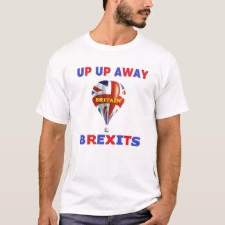 T - Shirt oben herauf weggroßbritannien Brexits