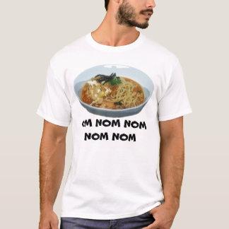 T-Shirt OMs NOM NOM NOM NOM Ramyun