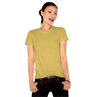 T-shirt Ostern-Shirt-Osterhasen-Bio Dame