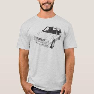 T - Shirt Peugeots 205 GTi
